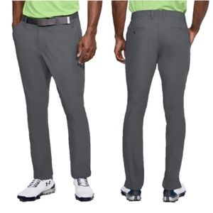 Under Armour Men's Microthread Stretch Golf Pants